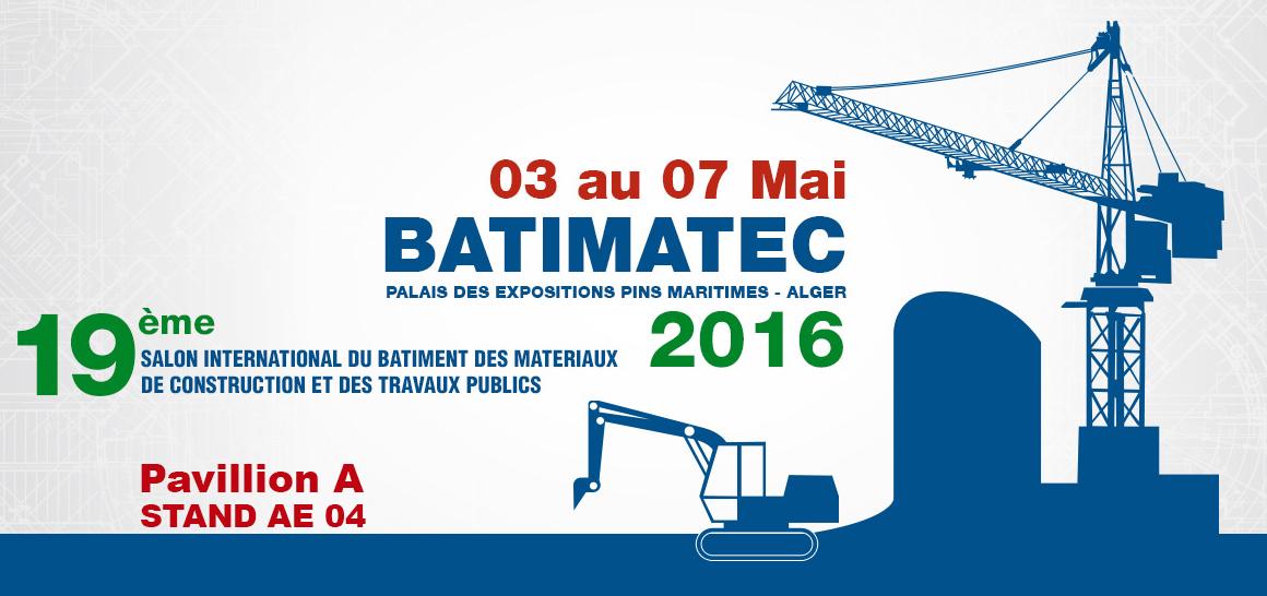 Invitación Profesional Batimatec 2016
