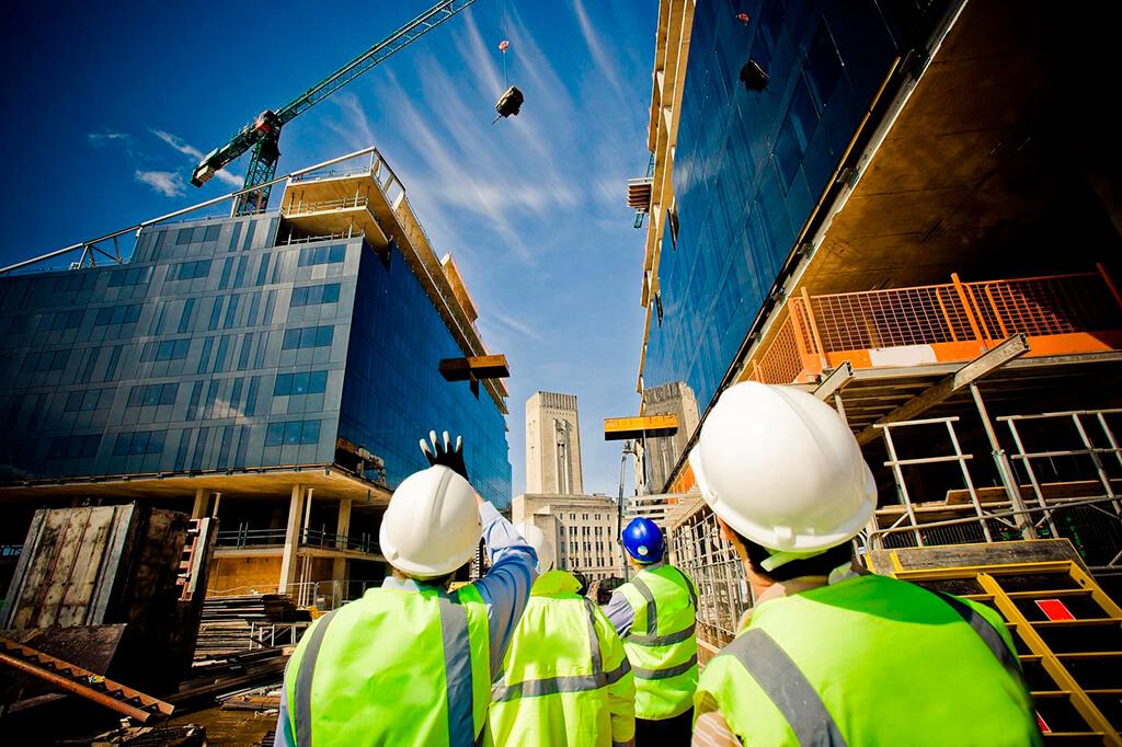 recuperación de la construcción