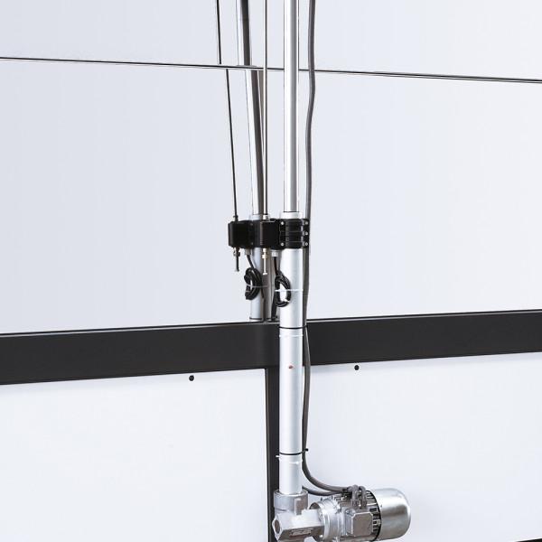 Máquina Lavamoldes detalle